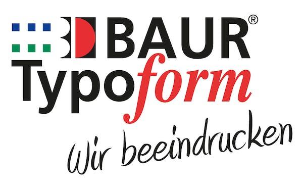 Logo von Baur Typoform GmbH