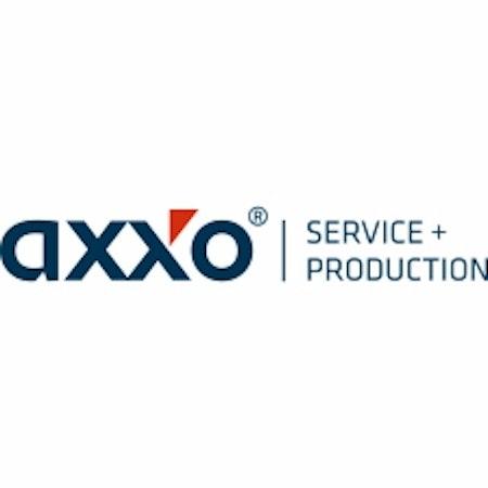 Logo von axxo Service+Production GmbH