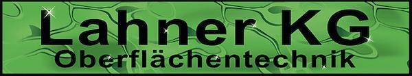Logo von Lahner KG.