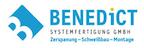 Logo von BENEDICT Systemfertigung GmbH