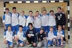 Handball-Jugendmannschaft T.V. Schriesh.