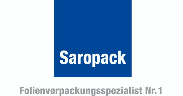 Logo von Saropack GmbH- Folienverpackungsspezialist Nr. 1