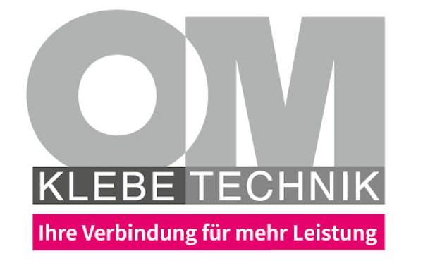 Logo von OM-Klebetechnik GmbH