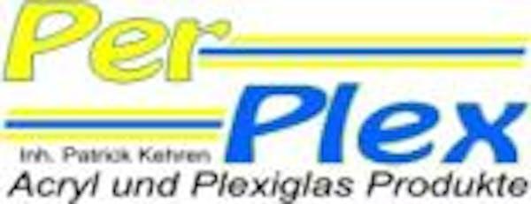 Logo von Per-Plex Acryl und Plexiglas Produkte nach Kundenwunsch