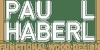 Logo von Paul Haberl Functional Wood Design