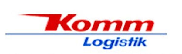 Logo von Komm Logistik GmbH