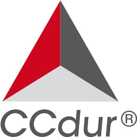 Logo von CCdur Beschichtungssystem GmbH