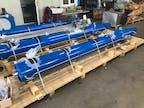 Sonder-Hydraulikzylinder StaWa Bau