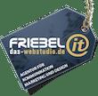 Logo von friebel.it das-webstudio.de | Agentur für Kommunikation Marketing und Design