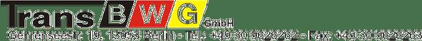 Logo von Trans-BWG GmbH
