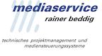 Logo von Mediaservice Rainer Beddig