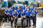 Teamarbeit bei Europlast