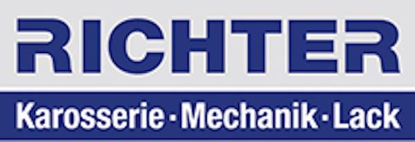 Logo von Autolackiererei Richter GmbH