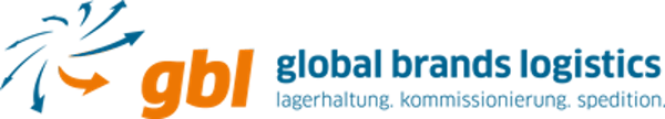 Logo von gbl global brands logistics GmbH