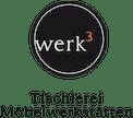 Logo von Tischlerei werk³ GmbH Co KG
