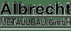 Logo von Albrecht Stahl- und Metallbau GmbH