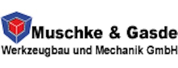 Logo von Muschke & Gasde Werkzeugbau und Mechanik GmbH