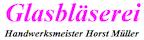 Logo von Glasbläserei Müller