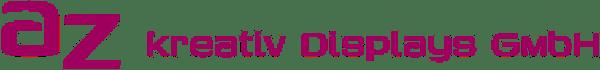 Logo von A-Z kreativ Displays GmbH