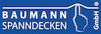 Logo von Baumann Spanndecken GmbH