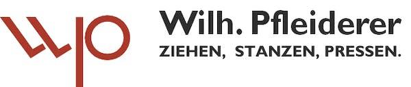 Logo von Wilh. Pfleiderer GmbH & Co. KG