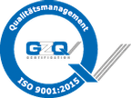 Logo GZQ Qualitätsmanagement