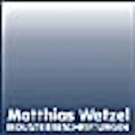 Logo von Matthias Wetzel Industriebeschriftungen GmbH