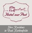 Logo von Hotel zur Post GmbH & Co. KG