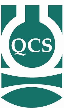 Logo von Quarzglas Komponenten und Service QCS GmbH