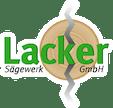 Logo von Lacker Sägewerk GmbH