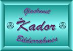 Logo von Glaskunst & Bilderrahmen Kador