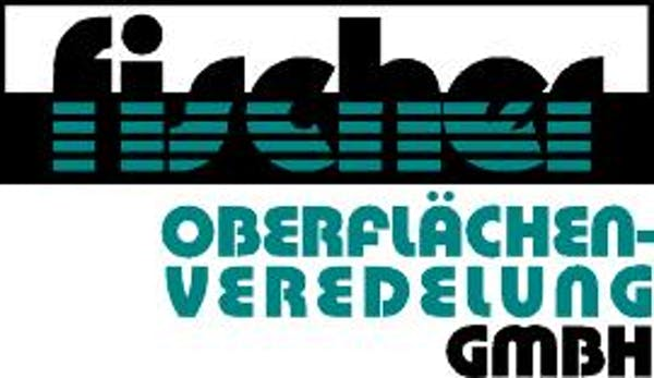 Logo von Fischer Oberflächenveredelung GmbH