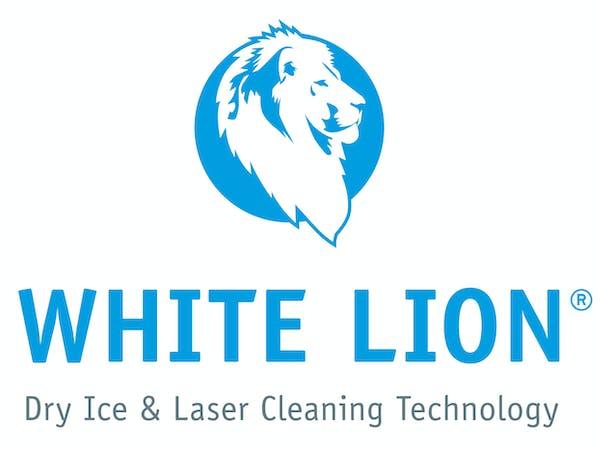 Logo von WHITE LION Dry Ice & Laser Cleaning Technology GmbH