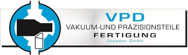 Logo von Vakuum- und Präzisionsteilefertigung Dresden GmbH