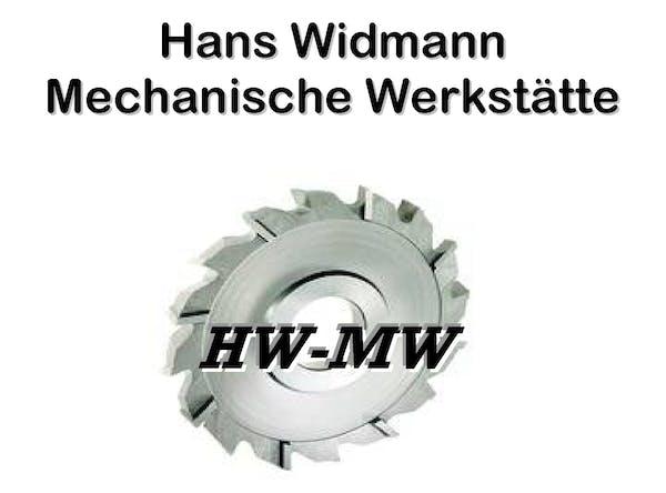 Logo von Hans Widmann Mechanische Werkstätte