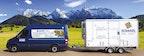 Mobile Gasdruckregel- und Messanlage (GD