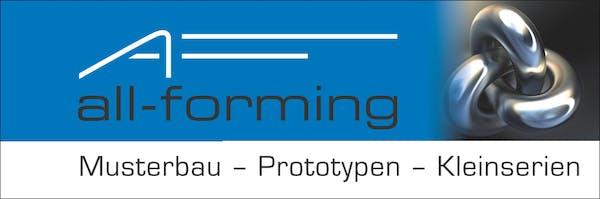 Logo von all-forming GmbH