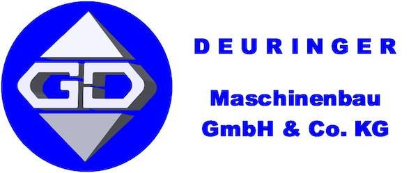 Logo von Deuringer Maschinenbau GmbH & Co. KG
