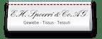 Logo von E.H.Spoerri & Co AG