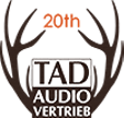 Logo von TAD-Audiovertrieb GmbH