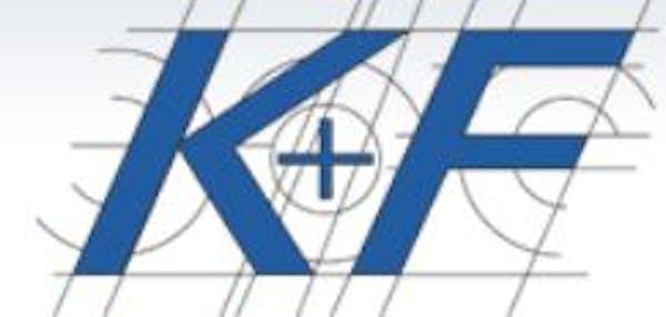 Logo von K + F Metalltechnik GmbH & Co. KG