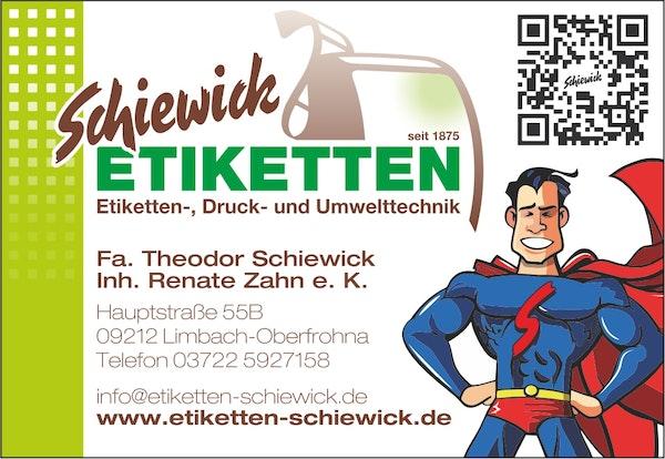 Logo von Theodor Schiewick Inh. Renate Zahn e.K.
