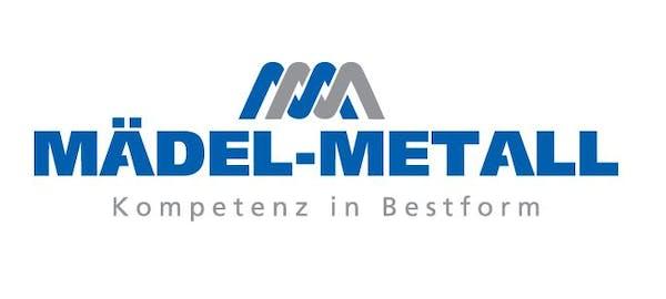Logo von Mädel-Metall Inhaber Jürgen Mädel e.K.