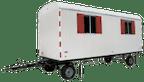 6,0 m Bauwagen