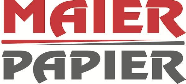 Logo von MAIER-PAPIER GmbH