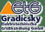 Logo von ETG-Gradicsky Elektrotechnische Großhandlung GmbH