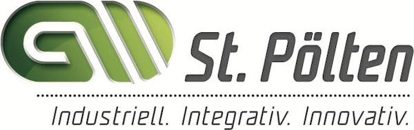Logo von GW St. Pölten Integrative Betriebe GmbH