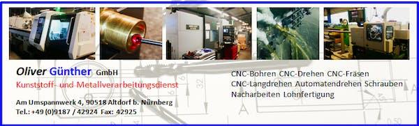 Logo von Oliver Günther GmbH