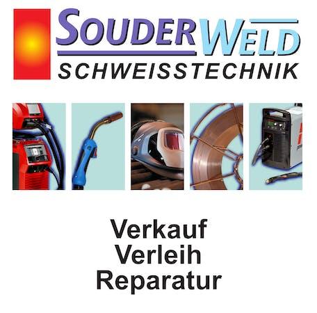 Logo von Souderweld GmbH & Co.KG Schweißtechnik