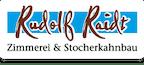 Logo von Rudolf Raidt – Zimmerei und Bootsbau